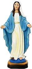 YANRUI Resina Artigianato Scultura Vergine Maria