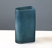 YAOHEHUA Decorativi Interno Moderni Vaso in Vetro