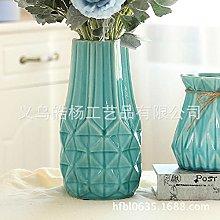 YAOHEHUA Vasi da Parete Ceramica Vaso in Ceramica