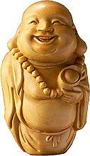 YAOLUU Design Creativo Maitreya Buddha Scultura