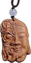 YAOLUU Design Creativo Pendente della Statua del