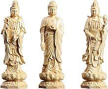 YAOLUU Design Creativo Scultura di Buddha Scultura