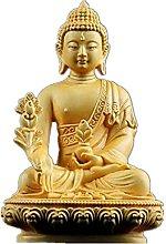 YAOLUU Design Creativo Statua del Buddha Scultura