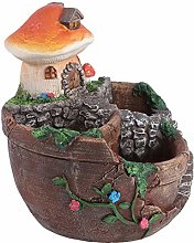 Yardwe Creativo Piante in Vaso Vaso di Fiori