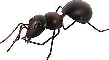 Yardwe Metallo Ant della Parete di Arte Decorativa