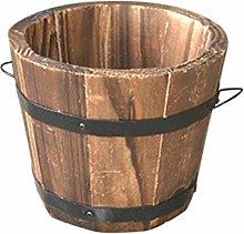 YARNOW 1 Pz Secchio di Botti di Legno di Whisky in