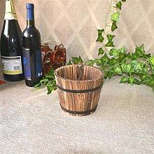 YARNOW 1 Pz Secchio di Botti di Whisky in Legno