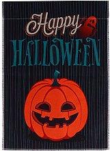 YARNOW Bandiera del Giardino di Halloween Bandiera