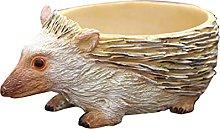 YARNOW Creativo Cactus Vaso di Fiori Animale Vaso
