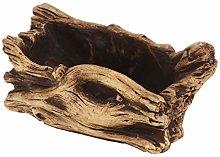 Yarnow Driftwood Ceppo Registro Fioriera in