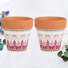 YARNOW Vasi in Terracotta da 4 Pollici Confezione