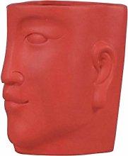 YARNOW Vaso di Fiori in Ceramica Succulente Vaso