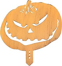 YARNOW Zucca di Halloween del Giardino Palo Jack O