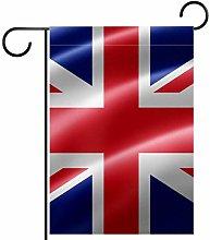 YATELI Bandiera da Giardino 28 x 40 Pollici UK