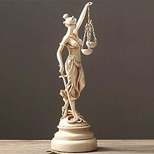 YEZINB 1pc Pietra arenaria Statua Grecia Accessori