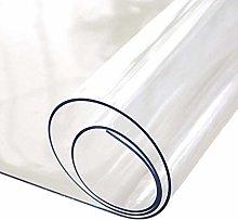 YFDC Tovaglia in PVC Trasparente Tovaglia