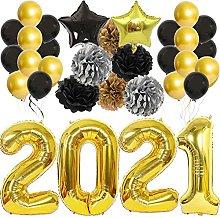 YHLO Decorazioni per Feste, 2021 Decorazioni per