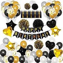YHLO Forniture per Feste di Compleanno,