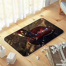 YHML - Tappeto per camera da letto, resistente e
