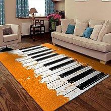 YHML - Tappeto per pianoforte, misura XL, 2,7 x