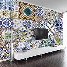 YIERLIFE 3D Poster Murali Da Parete Decorative Blu