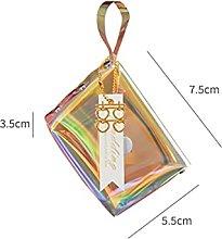 YINGBBH Borsa Regalo 30pcs Creativo Rainbow