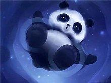 Yingxin34 1000 Pezzi Panda Carino Materiali più