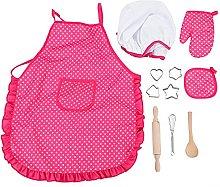 Yinuoday Set da Chef per Bambini Chef per Bambini