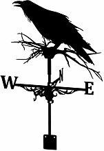 YOBAIH 1pc Weatherane Wind Direction Indicator