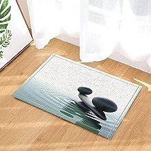 Yoga decorativo ondulato dell'acqua