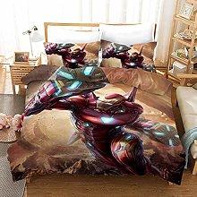 Yomoco - Set di biancheria da letto con motivo The
