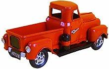YOPU Vintage Christmas Truck Rosso Modello Rosso