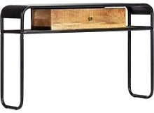 YOUTHUP Tavolo Consolle 118x30x75 cm in Legno