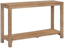 YOUTHUP Tavolo Consolle 120x35x75 cm in Legno