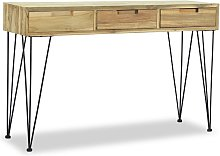 YOUTHUP Tavolo Consolle 120x35x76 cm in Legno
