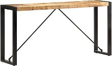 YOUTHUP Tavolo Consolle 150x35x76 cm in Legno