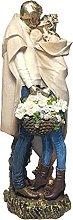 YQLKD Scultura da Tavolocoppia Statua Amante
