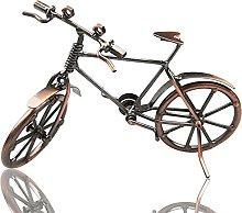 ysister Modello Bicicletta Vintage, Art Ferro