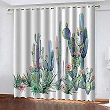 YTSDBB Occhielli per Tende Fiore di cactus L 200 x