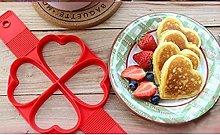 Yuciya Stampi per Pancake in Silicone, Stampo in