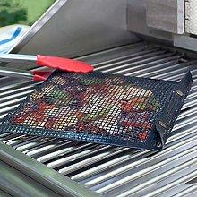 Yuehuam 1 Confezione di Barbecue Grill Mesh Bag