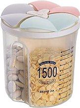 Yulang 3 Griglie Contenitori per Alimenti, 1500ML