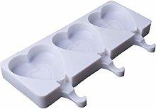 YUSHU - Stampo per gelato in silicone per alimenti