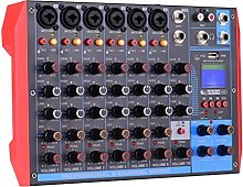 YWSZJ AG-8. Mixer Audio Digitale con Console di