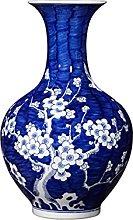 YWSZJ Antico Porcellana Verniciato a Mano Blu e