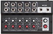 YWSZJ MIX5210 10- Stereo Audio Digitale Console di