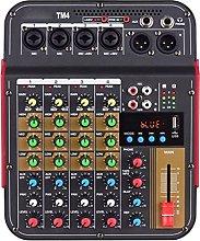 YWSZJ TM4. Console di Miscelazione Audio A 4