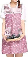 YXDZ Grembiule da Cucina Coreano Moda Cucina