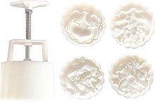 Yxinghai Stampo in materiale plastico per torta di