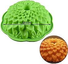 Yyqx - Stampo in silicone per torte e torte,
